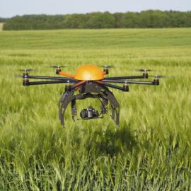 UAV AGRO-DRONE