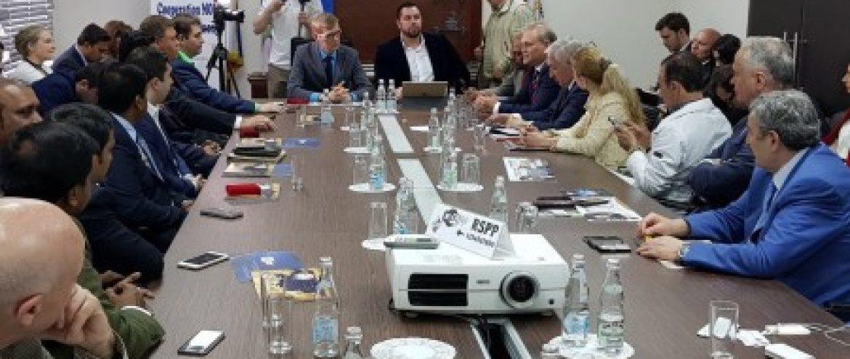 Круглый стол «Российско-Индийский экономический диалог»