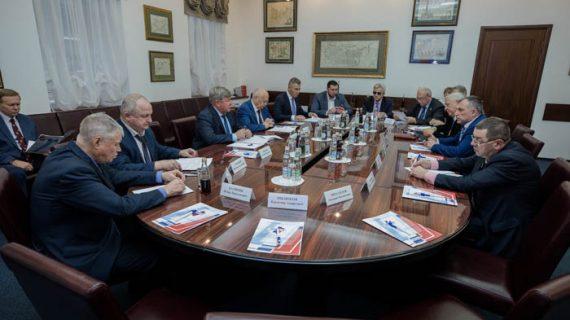 Комиссия РСПП по безопасности предпринимательской деятельности и негосударственной сфере безопасности обсудила итоги работы за 2018 год